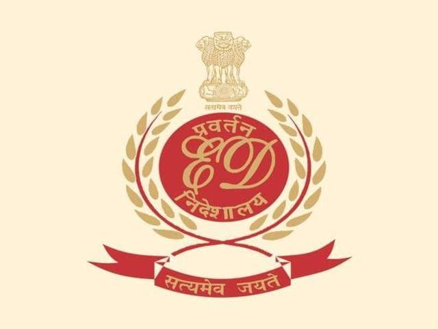 ED,Enforcement Directorate,Money laundering case
