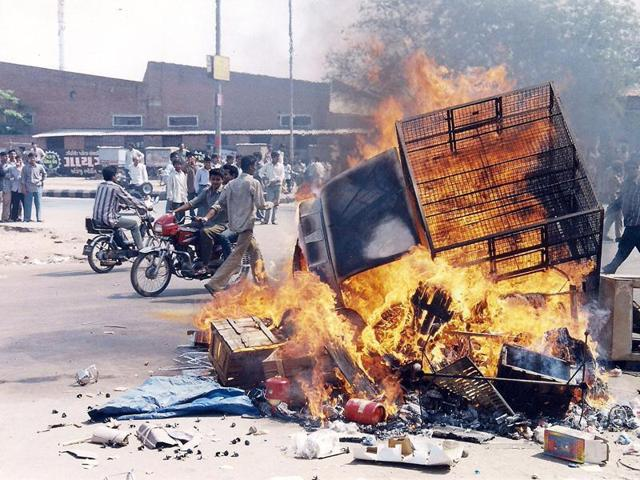 The Ode riot, in which 23 people were killed, was reportedly one of nine cases probed by a special investigation team appointed by the Supreme Court.