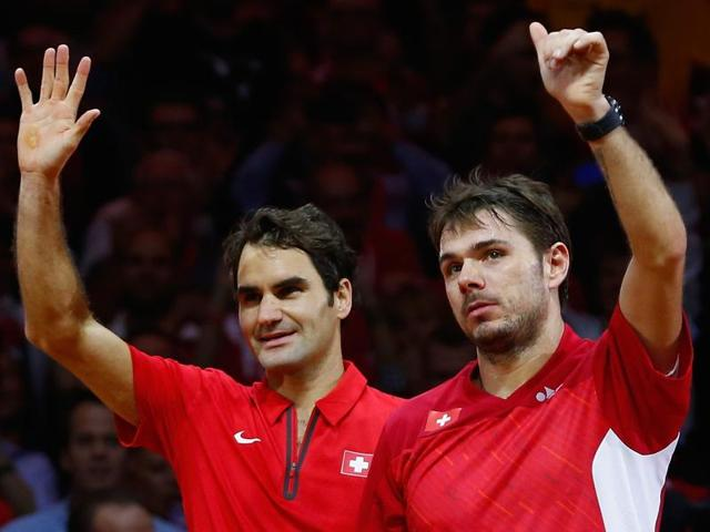 Federer will play the Hopman Cup mixed team event in January alongside Wawrinka.