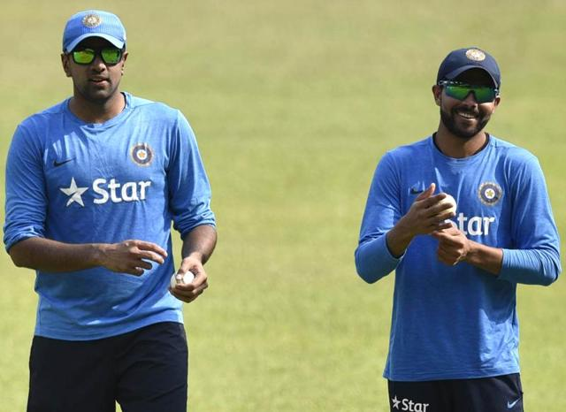 Ravichandran Ashwin and Ravindra Jadeja accounted for 41 wickets in the Test series against New Zealand.