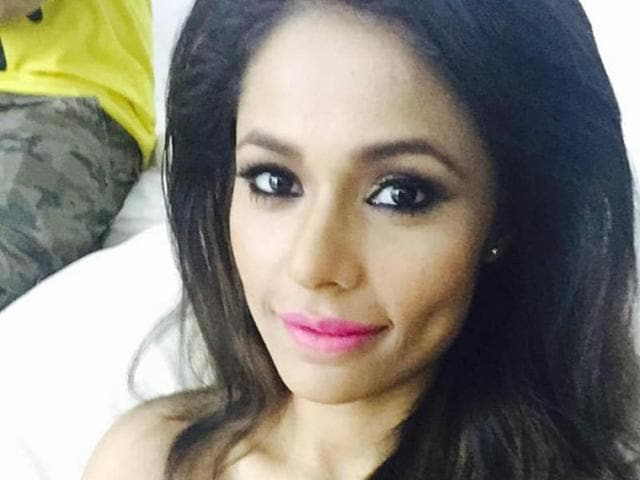 Singer Sonu Nigam's sister Teesha made her Bollywood singing debut with 2013 film Singh Sahab the Great.