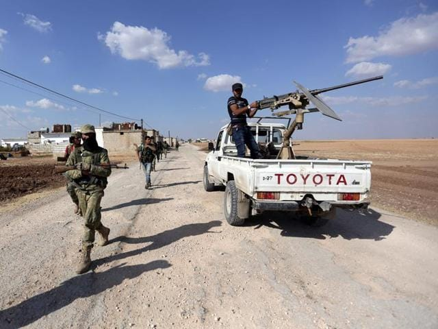Syria,Syria Conflict,Weaponized Drones