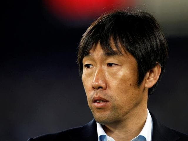 Gao, a former striker for the national team, previously managed the side in 2009-11 and was reappointed in February.