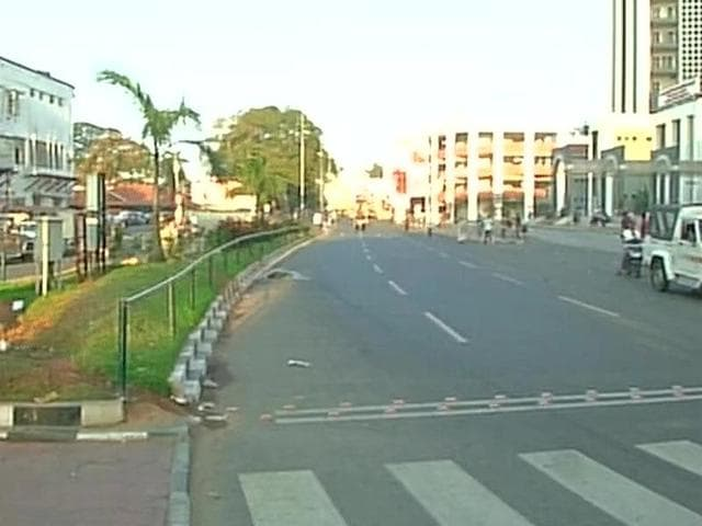 BJPhas called for a statewide bandh on Thursday to protest against  its worker's death.
