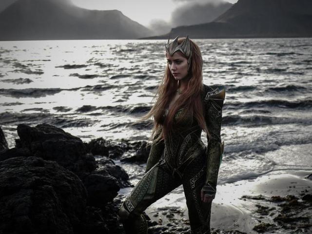 Amber Heard,Justice League,Aquaman