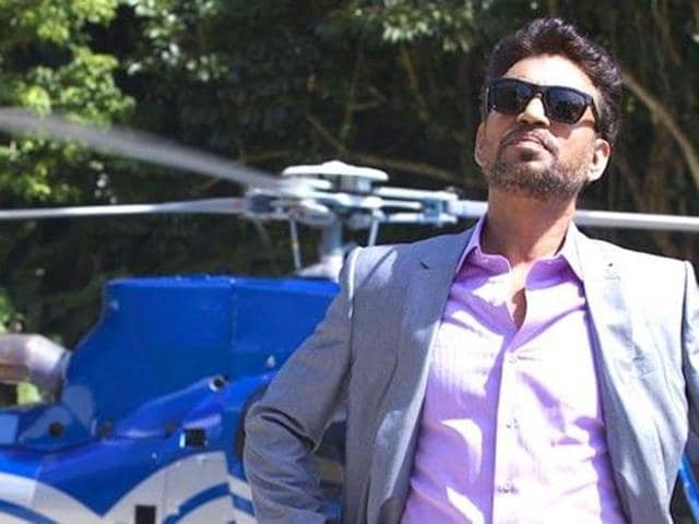 Irrfan is constantly getting good roles in Hollywood.