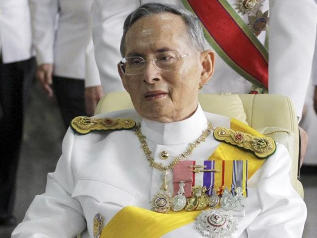 Thailand's King Bhumibol Adulyadej, who was the world's longest-reigning monarch, died.