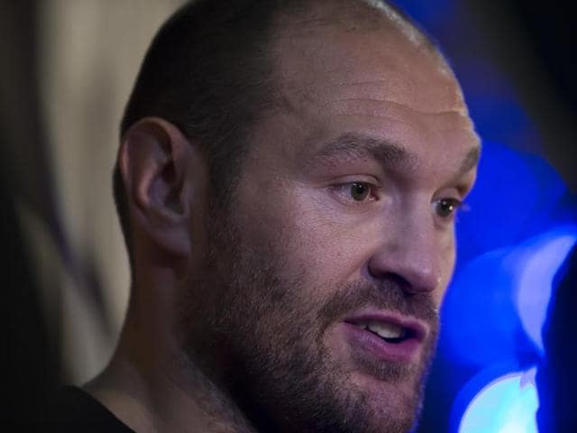 Fury was set to be stripped of his titles after cancelling two planned rematches this year against former champion Wladimir Klitschko, having upset the odds to beat the Ukrainian in November last year.