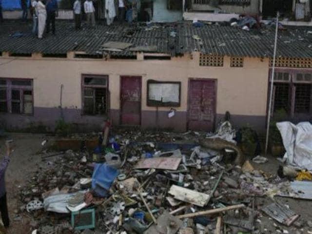 Mumbai,Five stories,Bandra structure collapse