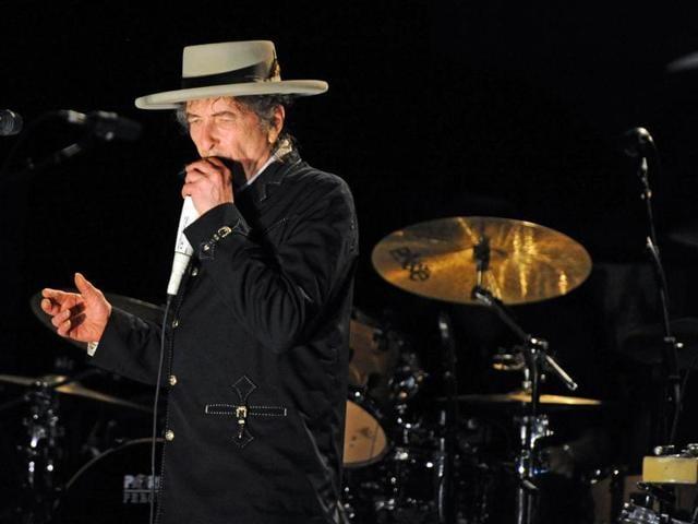 Bob Dylan,Bob Dylan poetry,Nobel Prize for Literature