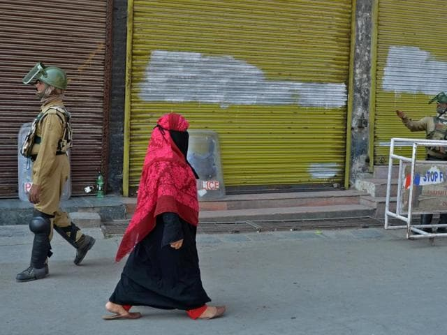 India-Pak ties,Kashmir conflict,Kashmiri women