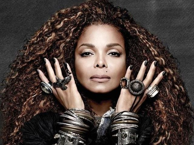 Janet Jackson,Wissam Al Mana,Singer Janet Jackson