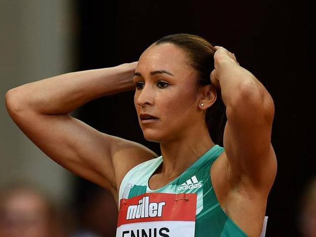 2012 London Olympics,Jessica Ennis-Hill,Mo Farah