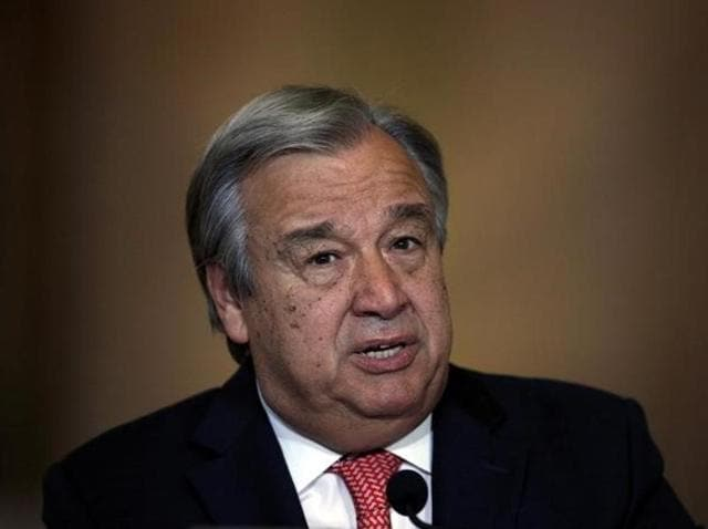 Antonio Guterres was appointed as the next UN Secretary-General on Thursday
