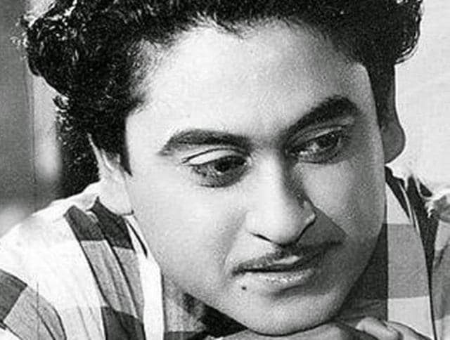 Kishore Kumar married four times in his life.