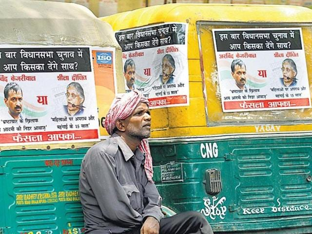 Addressing a mega rally of autorickshaw drivers in May last year, chief minister Arvind Kejriwal had announced that their fares would be revised on April 1 every year.