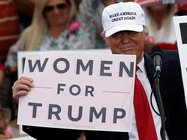 Donald Trump,US presidential election,Sexual assault