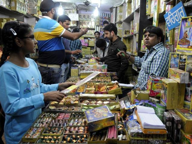 The Delhi Police have been asked to inform wholesalers in Delhi that imported firecrackers are banned and any one found in violation of these provisions will have to face legal actions.