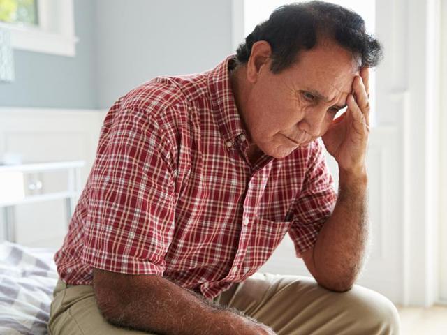 Prostate cancer,Prostate cancer men,Prostate cancer dementia