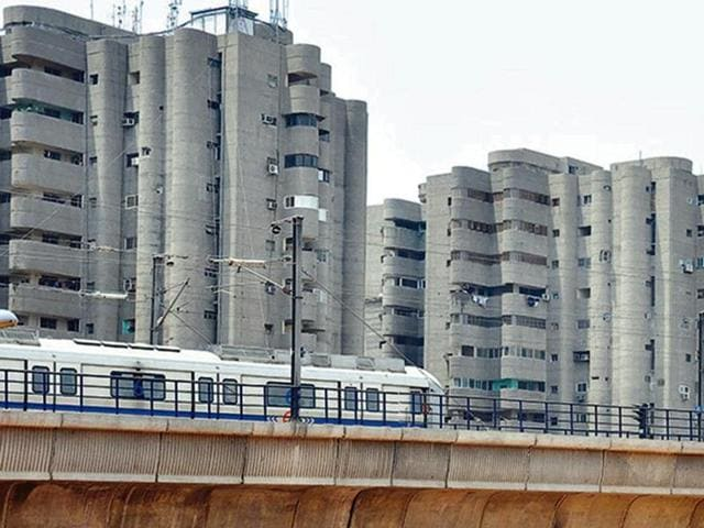 Kaushambi High-rise apartments,Ghaziabad fire department,Ghaziabad Police