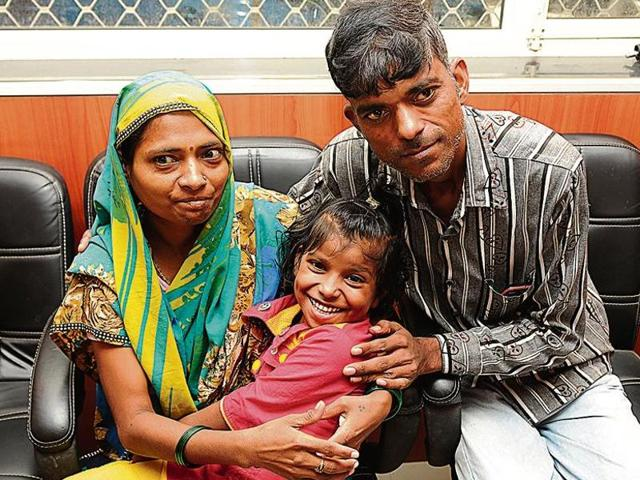Delhi police recovered a six-year-old girl, 20 days after she went missing from outside her home in Sadarpur village in Noida's Sector 45.
