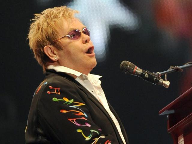 Elton John,Celebrity Biographies,Rock Music