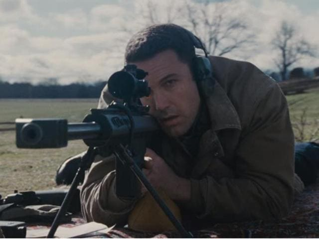 The Accountant lives undercover, doesn't talk much and keeps murdering targets throughout the world.
