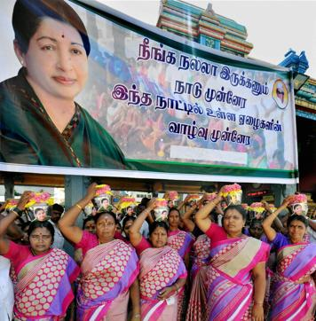 Tamil Nadu chief minister J Jayalalithaa  has been in hospital since September 22, 2016. O Paneerselvam has been given all the responsibilities of a chief minister, but he hasn't been given the formal designation.