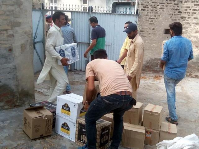 Manish Luthra,sale of alcohol,brutal murder
