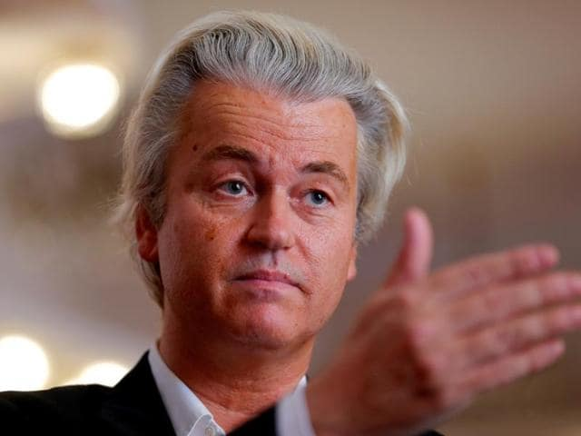 Party For Freedom,The Netherlands,Geert Wilders