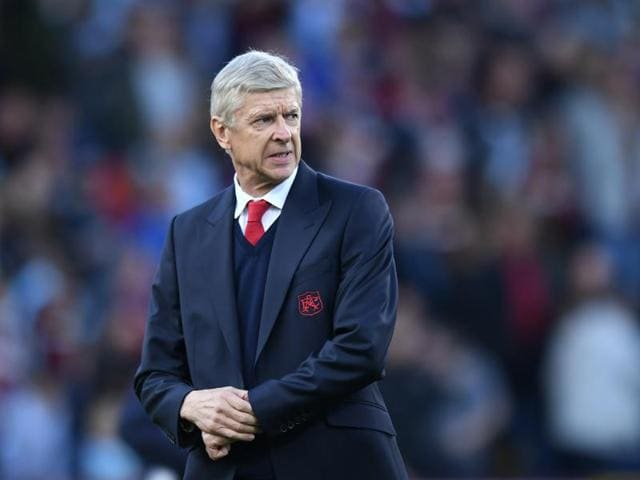 Wenger's contract expires at the end of the current season and there has been speculation he could become the next full-time manager of England.