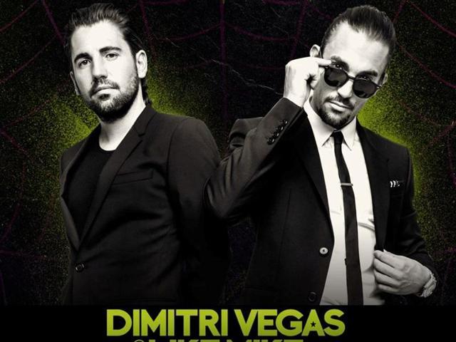Dimitri Vegas,Like Mike,AR Rahman