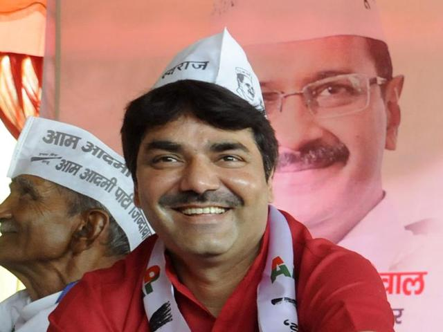 naresh balyan,AAP MLA,uttam nagar MLA