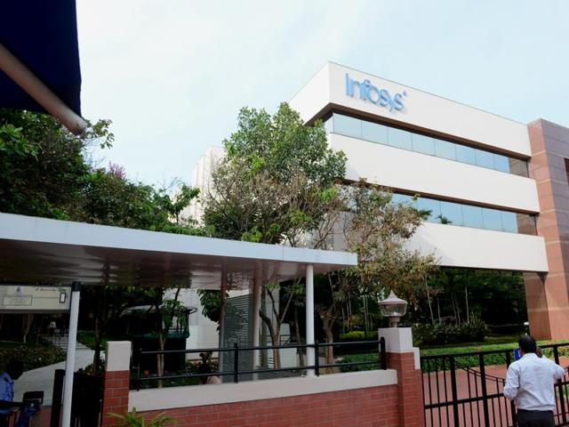 India's second largest software services exporter, Infosys, pulled down is revenue growth guidance for the current financial year to 8-9%, making it the second revision since it opened the year with a 11.5-13.5% forecast.