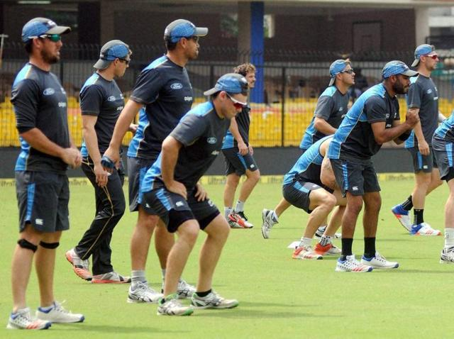 It was in Dharamsala in March that the Kiwis upstaged Australia in the World T20.