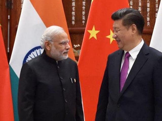 Narendra Modi,Xi Jinping,india-China ties