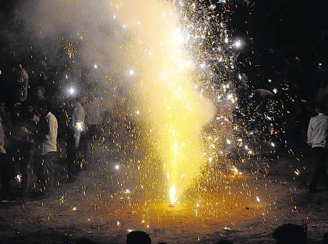 State pollution control board will launch an awareness campaign in the city to sensitise people about the sound and air pollution caused by firecrackers.