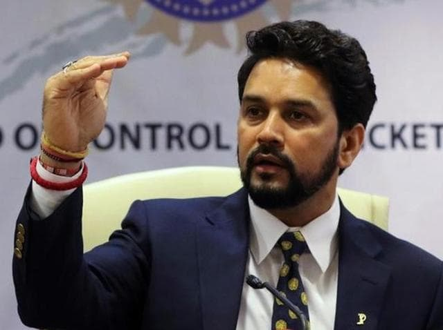 One of the main points of discussion will be BCCI President Anurag Thakur's affidavit to be submitted in the court on whether he had asked the ICC to write that Lodha recommendations amounted to government interference.