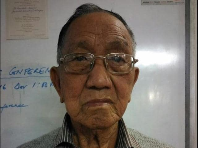 World's oldest working journalist,Mizo journalist,Zoram Tlangau