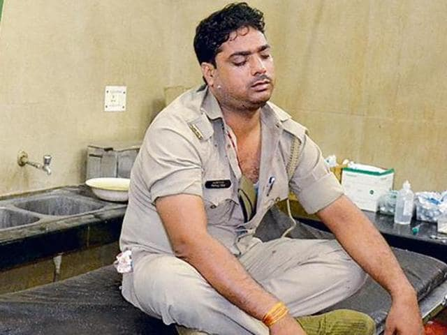 Ghaziabad district court,Prison Break,Dasna jail