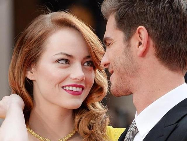 Emma Stone and Andrew Garfield began dating while working together on The Amazing Spider-Man and have remained friends after the break-up.