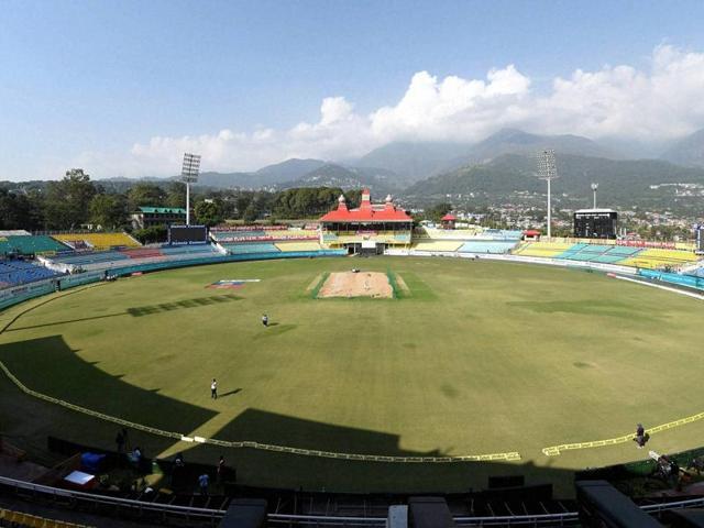 India vs New Zealand,Dharamsala,Dharamasala Pitch