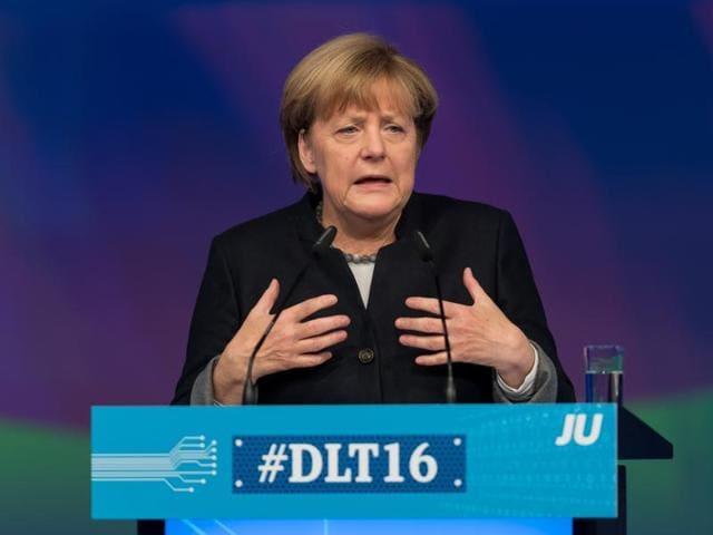 German Chancellor Angela Merkel,Britain,Brexit