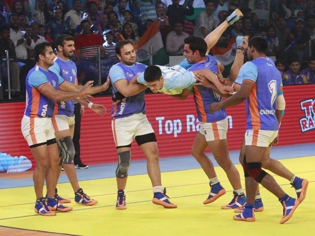 Kabaddi World Cup 2016,Kabaddi,India