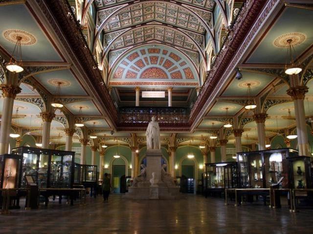Dr Bhau Daji Lad City Museum is Mumbai's oldest museum.