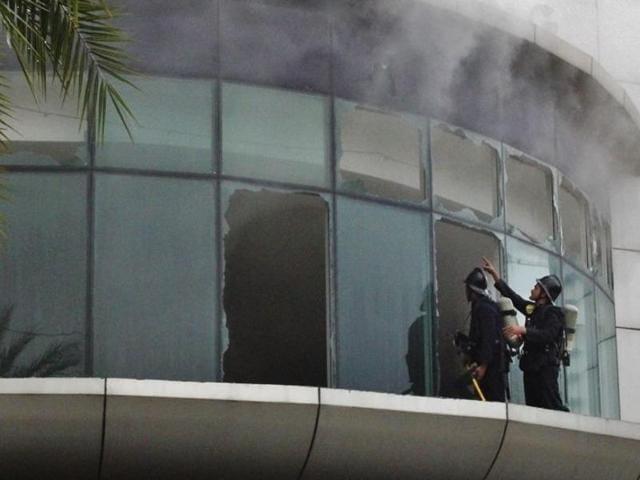 Fire,safety,Mumbai