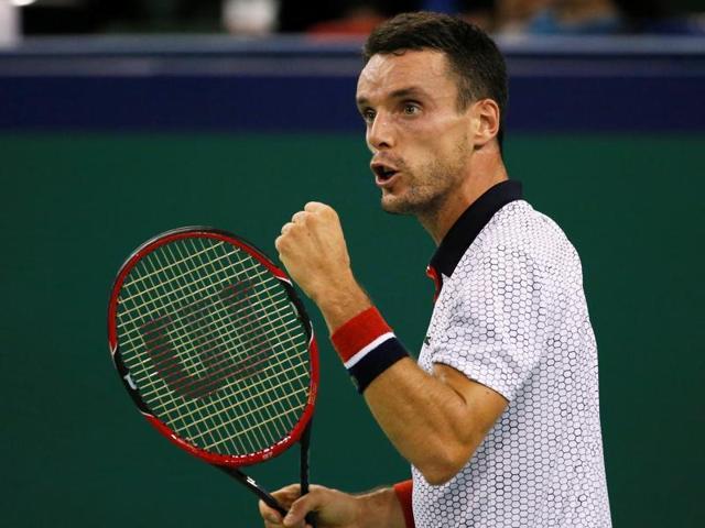 Novak Djokovic,Roberto Bautista,Shanghai Open