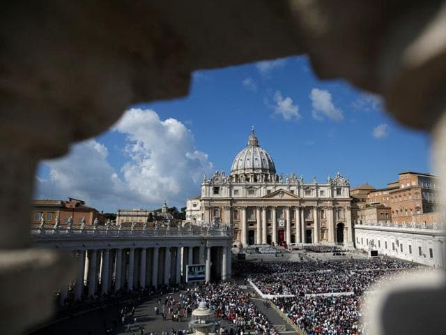 Cardinals have complained that over the last few years, the identity of the area around Saint Peter's Square has been lost.