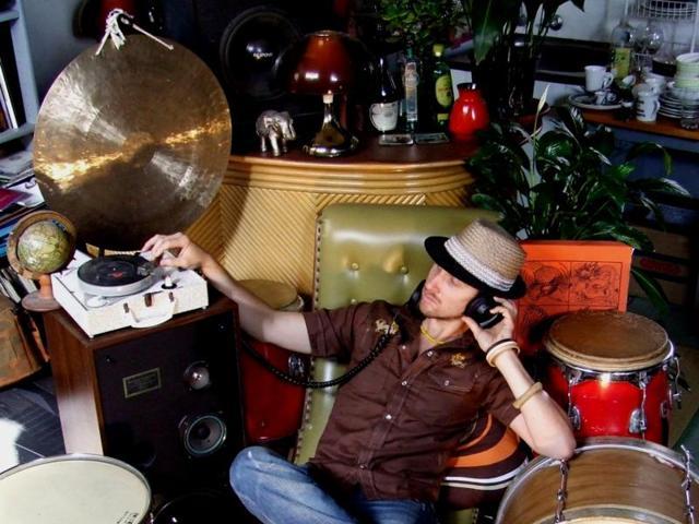 Ben Walsh,Australian percussionist,R D Burman