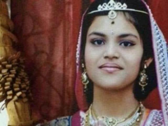 Aradhana Samdaria,Jain girl dies after fasting,68-day fast